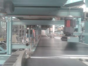 Storingen en onderhoud bakkensorteermachine PostNL